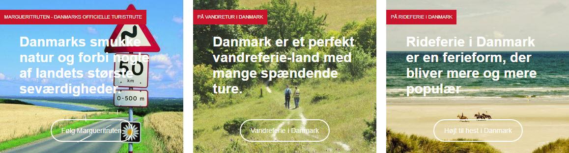 Naturoplevelser i Danmark hos VisitDenmark